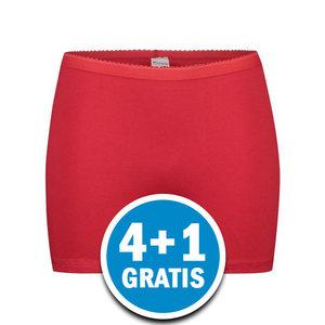 Beeren Dames Boxer Softly Rood Voordeelpakket