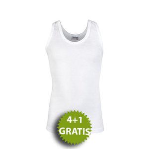 Beeren M3000 Jongens Hemd Wit Voordeelpakket